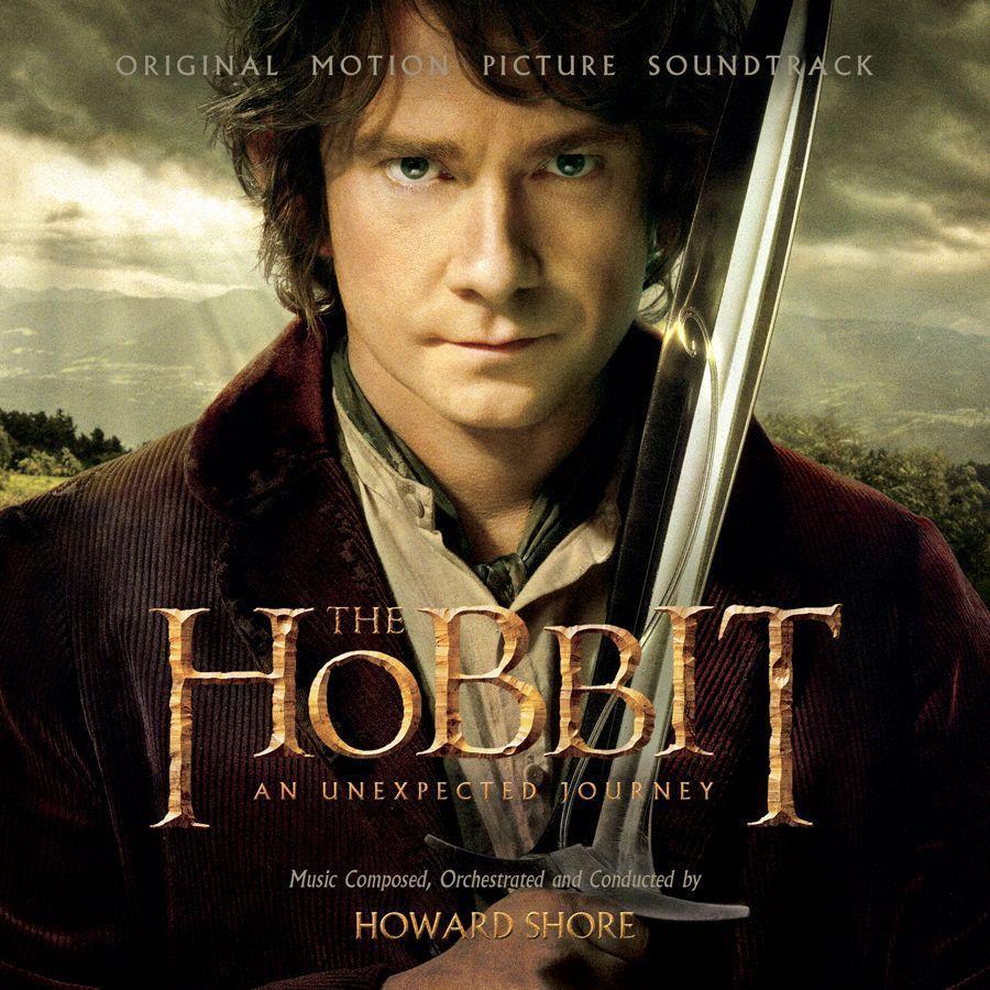 《霍比特人1:意外旅程》原声大碟12月11日发售