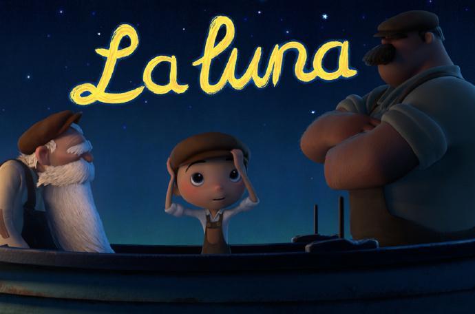 皮克斯最新短片《月神》(La Luna)曝全片 少年的温馨奇幻之旅