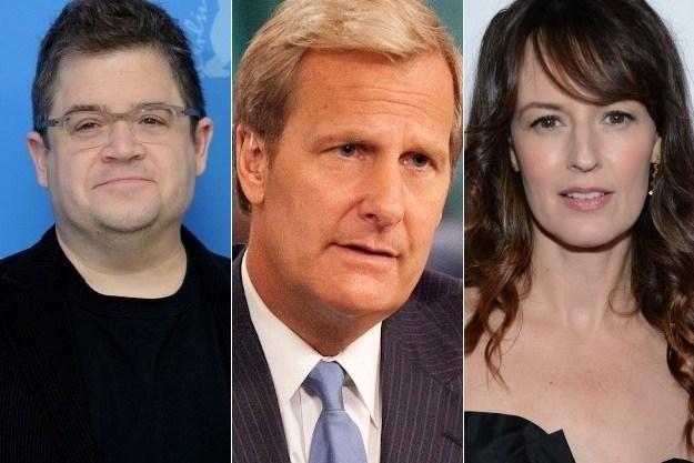 帕顿·奥斯瓦尔特 和 罗丝玛丽·德薇特加盟HBO《新闻编辑室》第2季