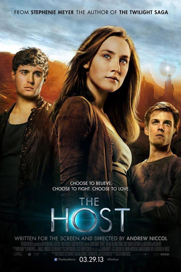《宿主》(The Host)全长预告曝光 双面西尔莎·罗南三人四角恋