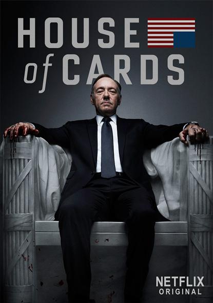 《纸牌屋》(House of Cards)曝新预告 凯文·史派西玩转政坛