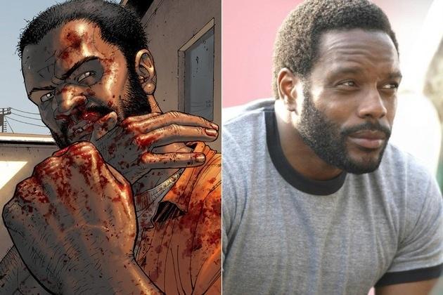 《行尸走肉》(The Walking Dead)重要新角色将出场