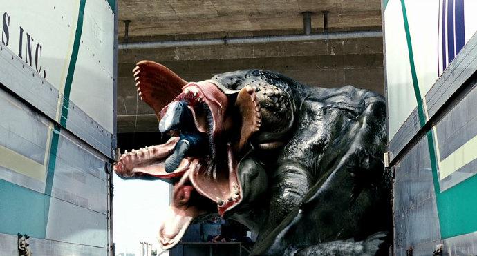 《怪物2》(The Host 2)特效测试片段曝光 怪物首度影像现身