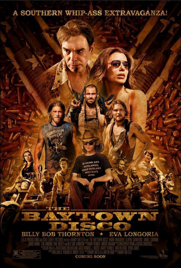 《贝城亡命之徒》(The Baytown Outlaws)曝光新曝预告
