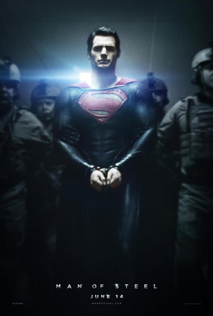 《超人:钢铁之躯》(Man of Steel)正式全长预告发布