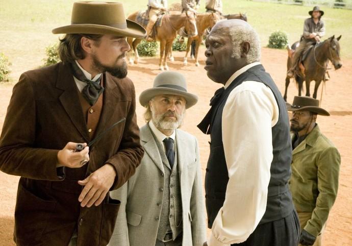 《被解放的迪亚戈》(Django Unchained)新剧照 小李霸气出演大反派