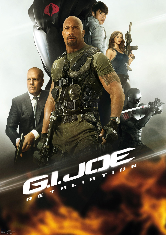 《特种部队2:复仇》(G.I. Joe: Rise of Cobra)改档后新曝预告