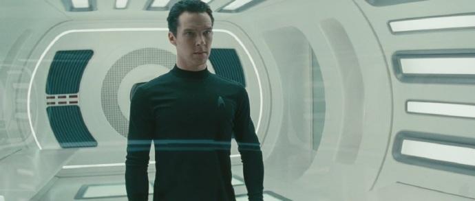《星际迷航:暗黑无界/驶入黑暗》(Star Trek Into Darkness)新款先行预告发布