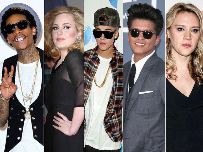"""""""福布斯""""公布30岁以下最具潜力明星 众新人上榜"""