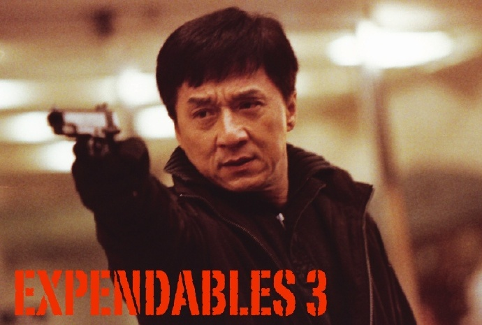 成龙确认加盟《敢死队3》 (The Expendables 3)双J组合或再现江湖