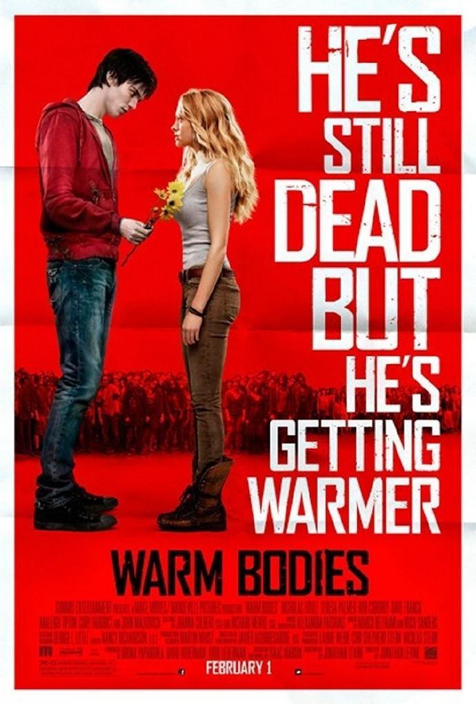 《温暖的尸体》(Warm Bodies)曝4分钟超长开场片段 僵尸身文艺心