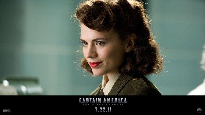 《美国队长:冬日战士》更换女主 海莉·阿特维尔不再回归