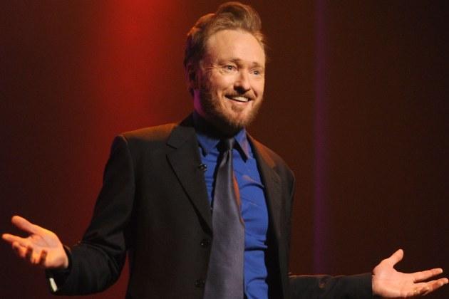 柯南(Conan O'Brien)联手FOX打造新剧《Bob's New Heart Show》