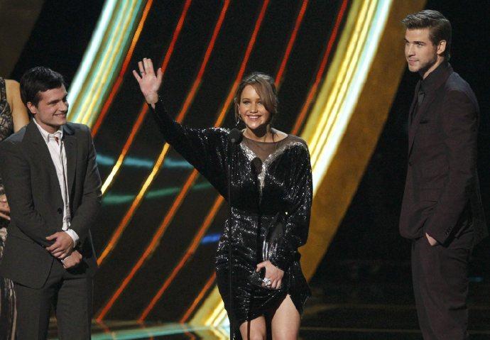 2013人民选择奖(People's Choice Awards)揭晓 《饥饿游戏》大获全胜