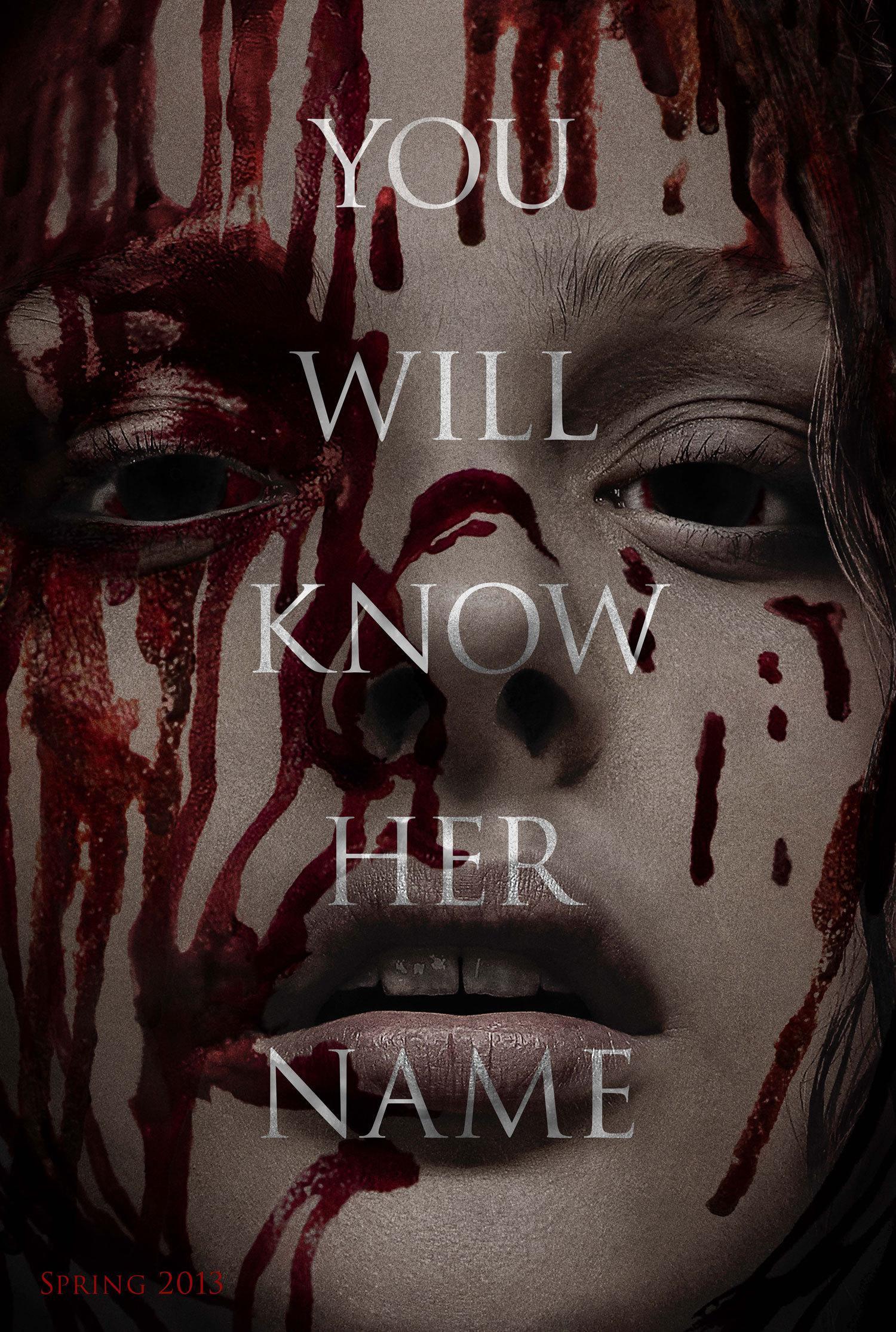 科洛·莫瑞兹新版《魔女嘉莉》(Carrie)剧场版预告片