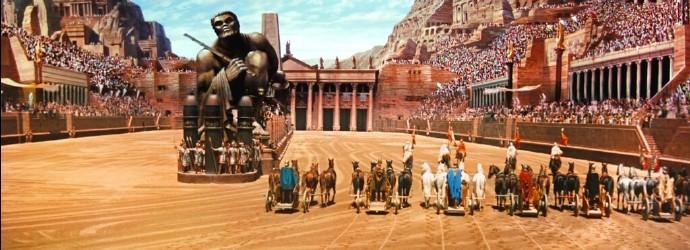 米高梅将重拍史诗片《宾虚传》(Ben-Hur)