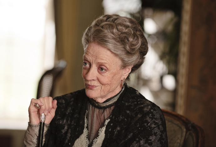 老戏骨玛吉·史密斯(Maggie Smith)确认回归《唐顿庄园》第四季