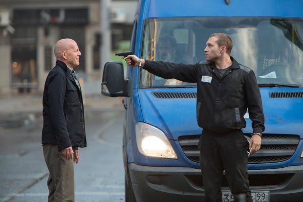 """《虎胆龙威5》(A Good Day to Die Hard) 海量剧照 """"麦克莱恩父子兵""""大闹莫斯科"""