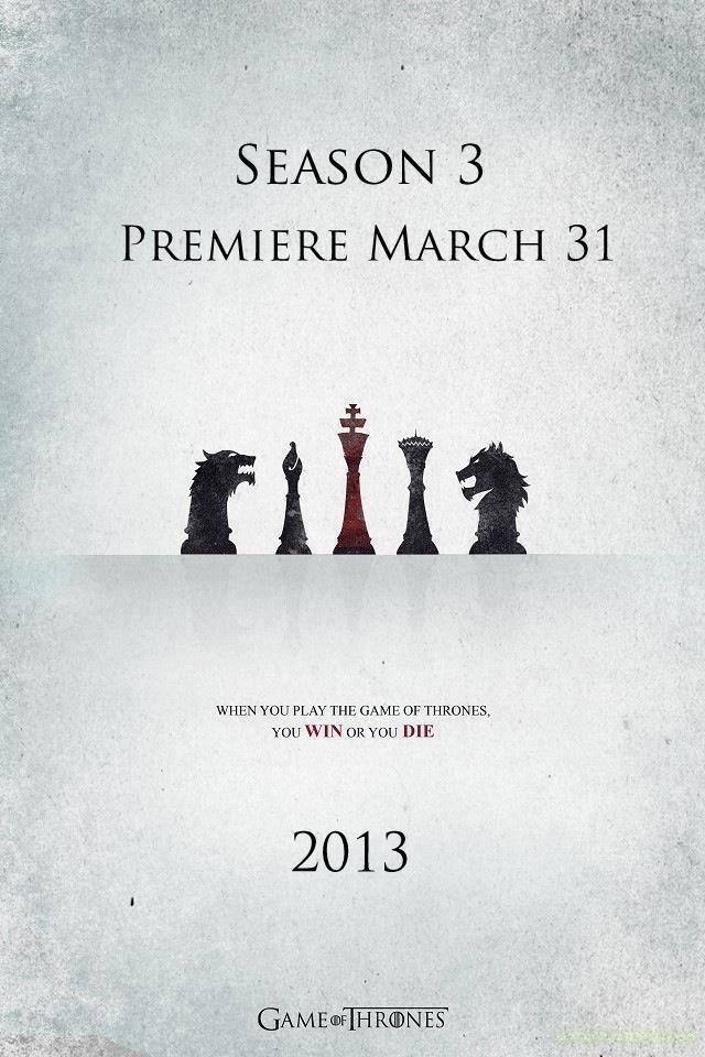 《冰与火之歌:权力的游戏》(Game Of Thrones)第三季 拍摄日志 #1 #2