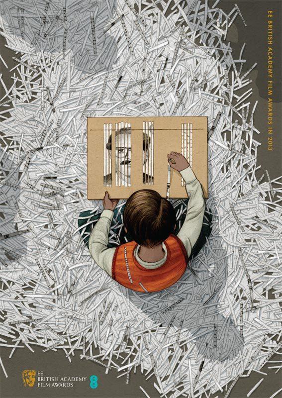 奥斯卡、英国电影艺术学院奖(BAFTA)提名影片海报