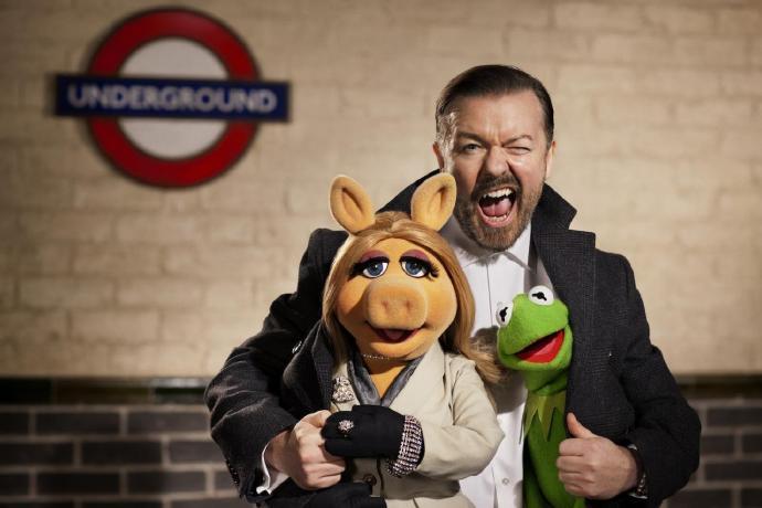 《布偶电影》续集定名《又见布偶!》(The Muppets… Again!)