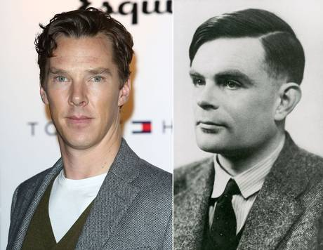 本尼迪克特·康伯巴奇(Benedict Cumberbatch)有望扮演计算机之父图灵