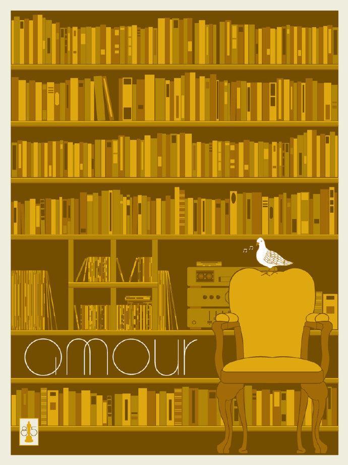 爱(Amour) 艺术家:Matt Owen