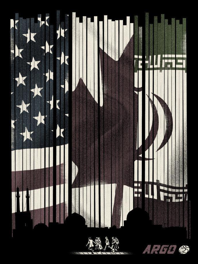 逃离德黑兰(Argo) 艺术家:Anthony Petrie