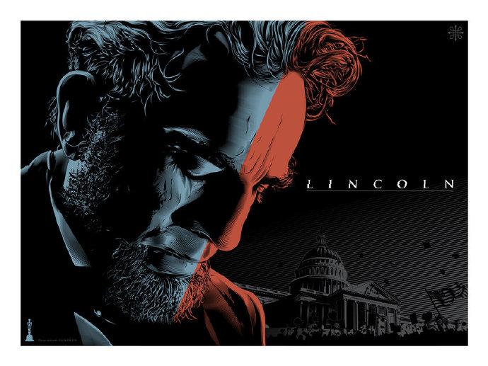 林肯传(Lincoln) 艺术家:Jeff Boyes
