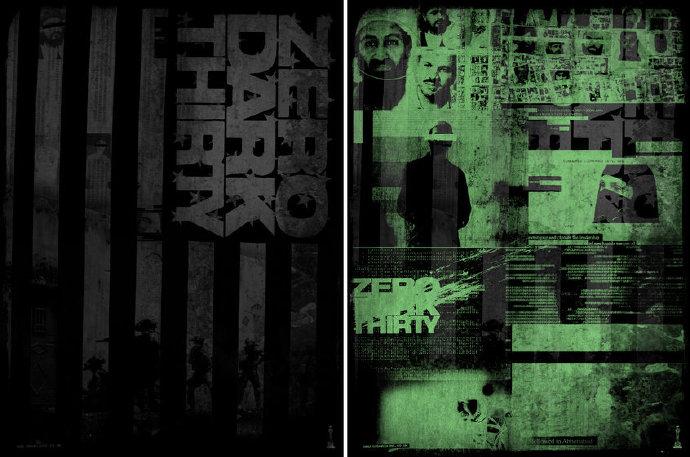 猎杀本·拉登(Zero Dark Thirty) 艺术家:Godmachine