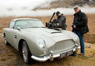 007摄影罗杰·迪金斯获第27届美国摄影工会奖