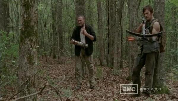 先睹为快!《行尸走肉》(The Walking Dead)第三季第十集 :家