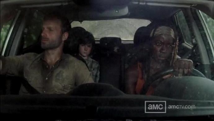 "《行尸走肉》(The Walking Dead)第三季12集""Clear""先睹为快"