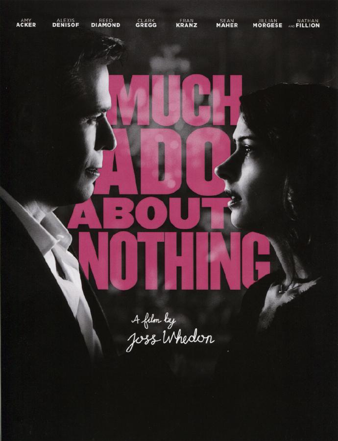 乔斯·韦登 新作首《无事生非》(Much Ado About Nothing)曝预告