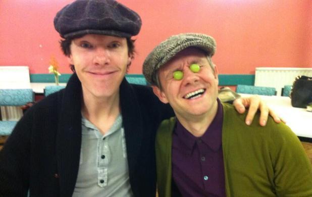 《神探夏洛克》(Sherlock)双男主签约第四季 第三季开拍