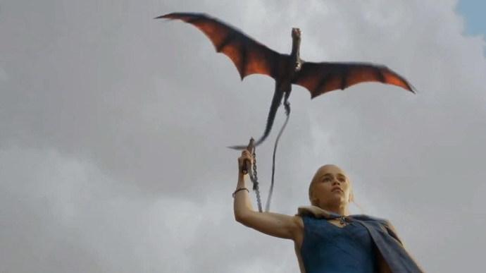 《权力的游戏》(Game Of Thrones)第三季最新官方预告片 #2