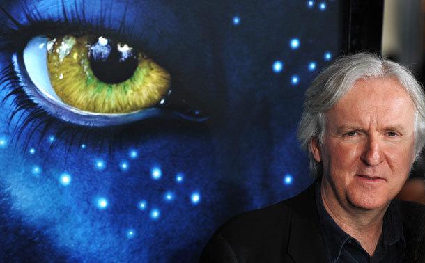 詹姆斯·卡梅隆(James Cameron)与世隔绝投入《阿凡达》续集创作