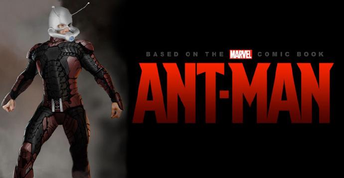 《蚁人》(Ant-Man)首段测试样片 蚁人轻松单挑两位特工