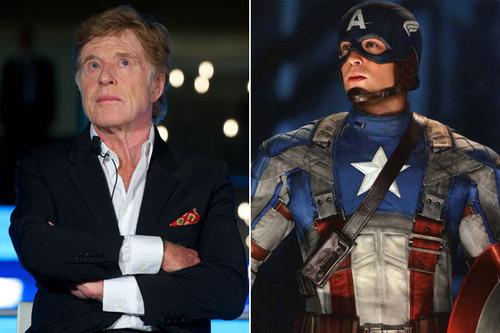 """罗伯特·雷德福(Robert Redford)有望加盟""""美国队长2"""" 扮高级特工"""