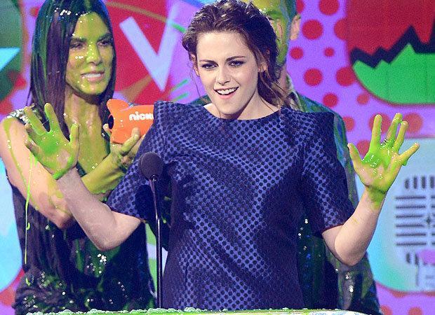 第26届儿童选择奖(2013 Kids'Choice Awards)揭晓 克里斯汀·斯图尔特成为大赢家