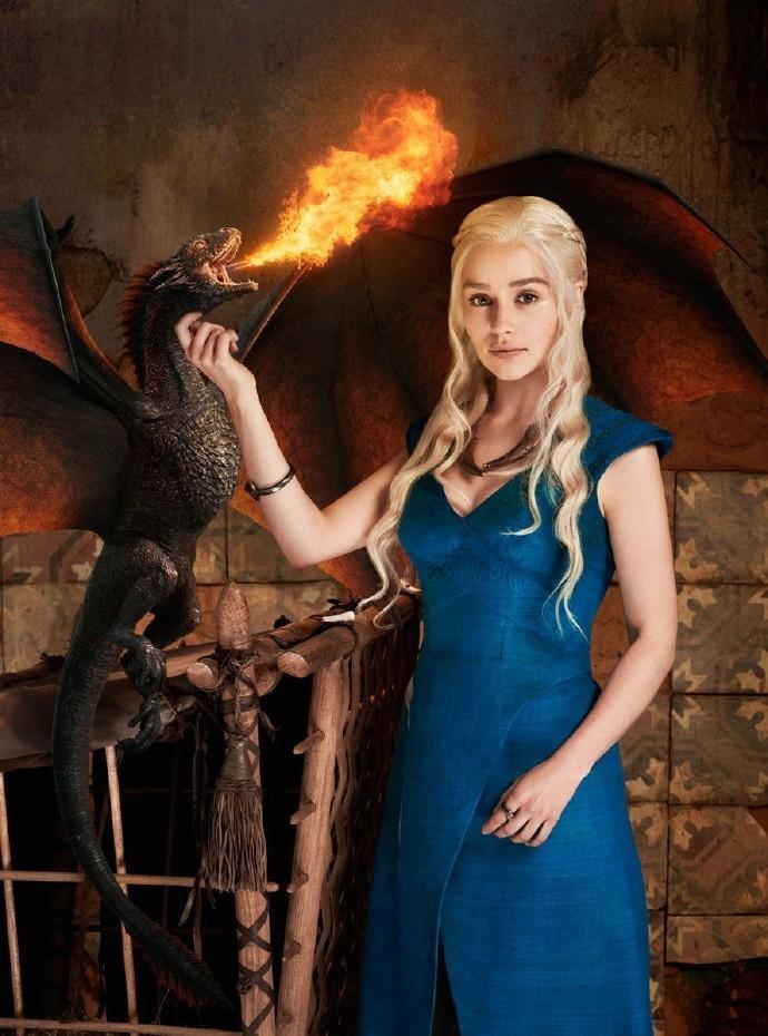 《权力的游戏》(Game Of Thrones)最新宣传照
