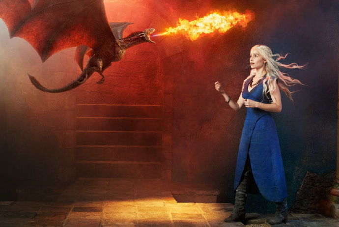 《权力的游戏》(Game of Thrones)获官方第四季续订 明年春季回归