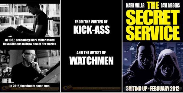 马修·沃恩将执导海扁王》作者马克·米勒新作《秘密服务》(The Secret Service)