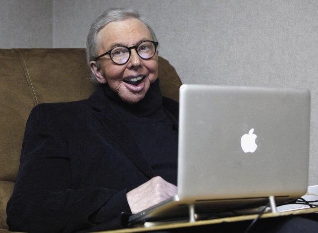 美国著名电影评论家罗杰·艾伯特(Roger Ebert)去世,享年70岁