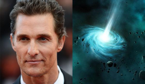 诺兰新作《星际穿越》确认男主 马修·麦康纳(Matthew McConaughey)担纲