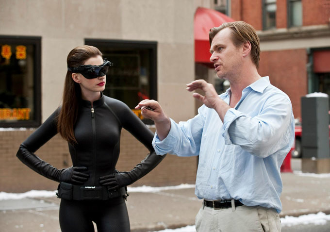 安妮·海瑟薇(Anne Hathaway)加盟诺兰新作 联手麦康纳《星际穿越》