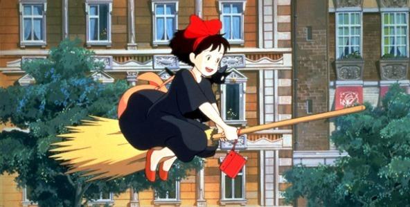 吉卜力名作《魔女宅急便》 (Kiki's Delivery Service)将拍摄真人电影版