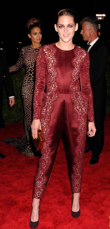 2013MET纽约大都会时尚盛典 克里斯汀·斯图尔特(Kristen Stewart)