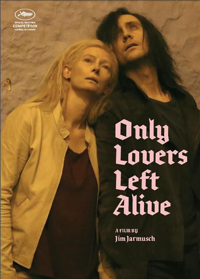 """贾木许新片《唯有情人永生》(Only Lovers Left Alive)抖森饰""""史上最酷吸血鬼"""""""