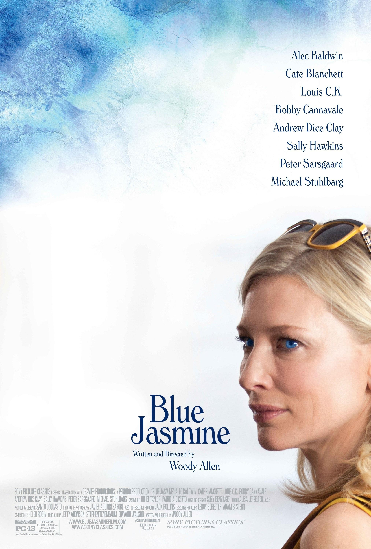 伍迪·艾伦《蓝色茉莉》(Blue Jasmine)首曝预告 首度合作布兰切特